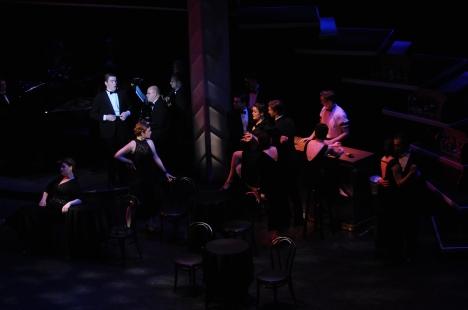 WCC; Cole; Dress Rehearsal