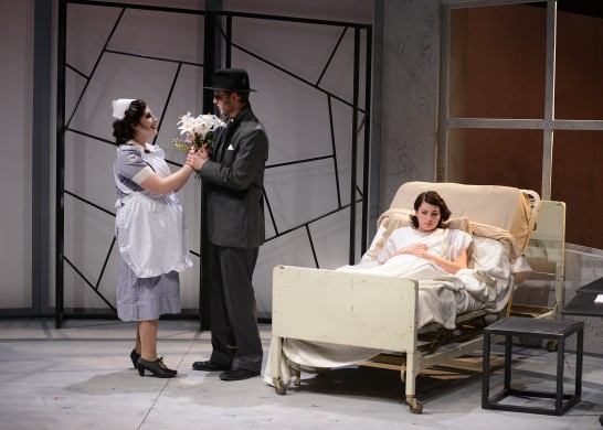 """Machinal"" Dress Rehearsal"